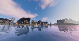 Faction Lake Village Minecraft Project