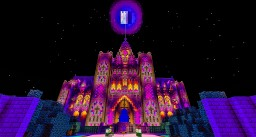 Blissful Cathedral Minecraft