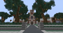 Renovation of Alan-Turing School Minecraft Project