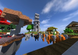 Skypvp Map 1.8 [2017] (Download) Version 2.0 Minecraft Project