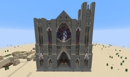 The Cathedral of Saint John the Divine - NYC Minecraft Map & Project