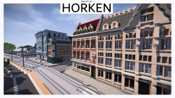 Horken: A realistic Dutch town project by MayoChips Minecraft Map & Project
