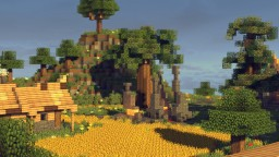 Village KOTH Minecraft Project