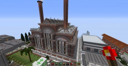 Factory Minecraft Project