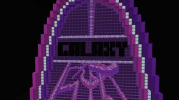 Galaxy RollerCoaster Minecraft Project