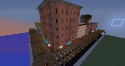 little italy Minecraft Map & Project