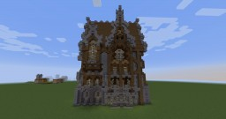 rpg house 2 Minecraft Map & Project