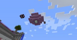 End Saucers (Mini Base) Minecraft Project