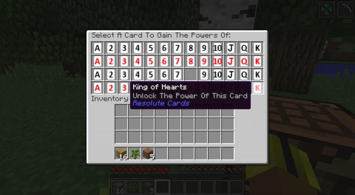 Unlock New Cards