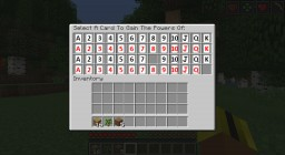 Resolute Cards Minecraft Mod