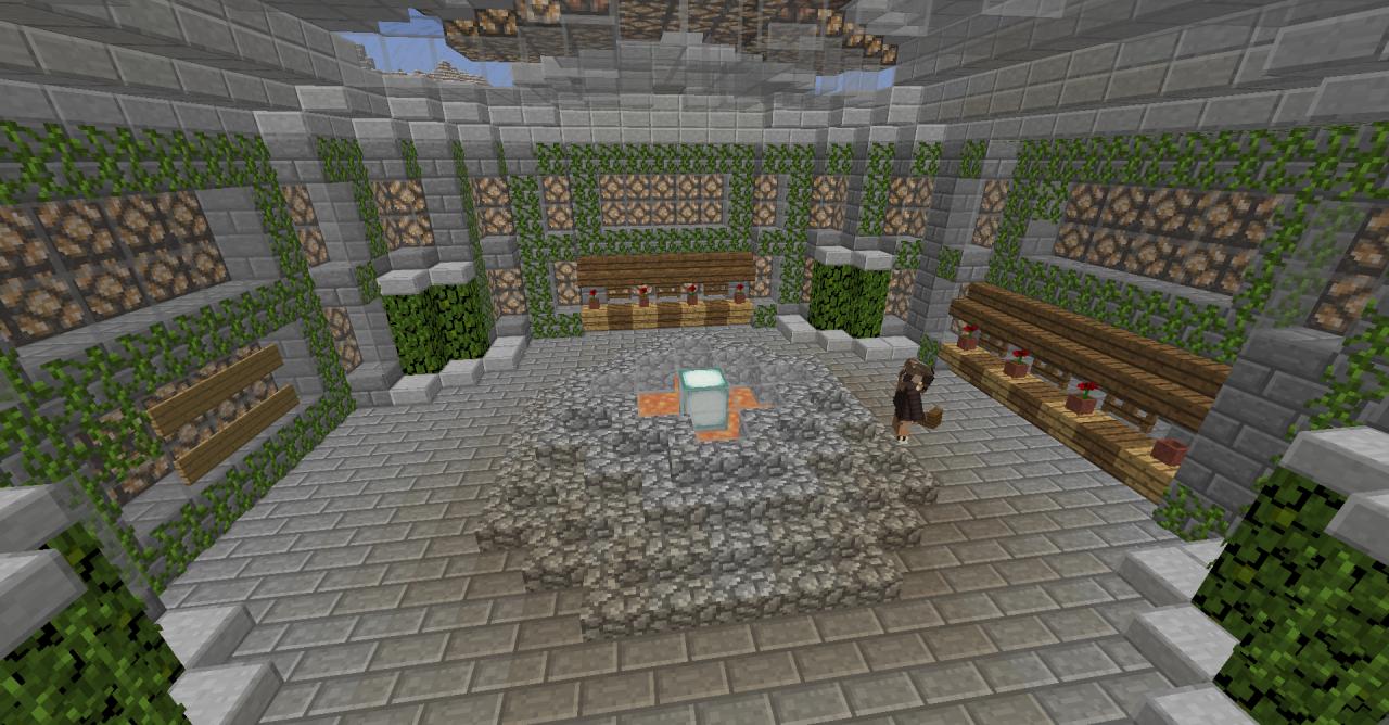minecraft bedwars lobby map download