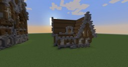 rpg house 3 (small) Minecraft