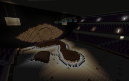 Katy Perry's Witness Tour (Redstone working stage!) Minecraft Map & Project