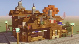 Suger Bakery Minecraft Map & Project