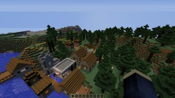 Remastered Oak Village Minecraft Project