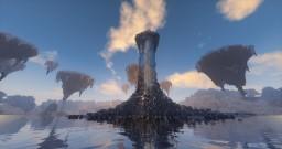 Server Hub (in progress) Minecraft Map & Project