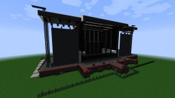Guns N' Roses: Not In This Lifetime Tour Stage Minecraft Project