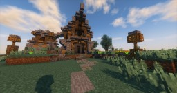 2 small medieval houses (+download!) Minecraft Map & Project