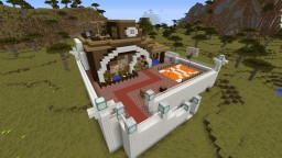 Redstone House #6! My Redstone House Minecraft Project