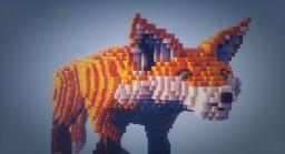 Build Automne - Renard (Fox) Minecraft Project