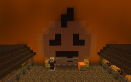 Halloween Hide and Seek Map (popularmmos) Minecraft Project