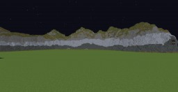 Mountain Range Minecraft Project