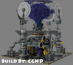Nuclear Extractor Minecraft Map & Project
