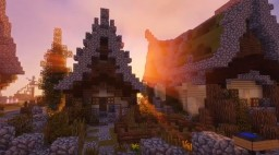 Journey of Asria - Felian (Farm Village) Minecraft Map & Project