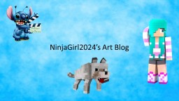 NinjaGirl2024's Art Blog!! Minecraft Blog Post