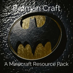 Batman Craft Minecraft Texture Pack