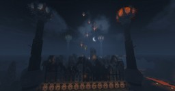 Elemental Factions Spawn Minecraft Map & Project