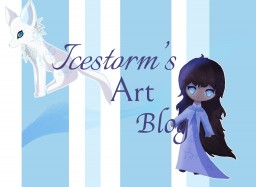 Icestorm's Art Blog! Minecraft Blog