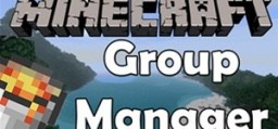 Help With groupmanager Minecraft Blog