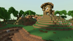 Hill House Minecraft Project