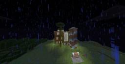 casa de madera Minecraft Map & Project