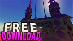 PURPLE FACTIONS PVP SPAWN - FREE DOWNLOAD Minecraft Project