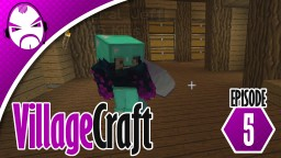 Minecraft VillageCraft Ep.5 - Server Tour WIth Jeff Minecraft Project