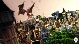 Saphire Studios | NoneVale Spawn Minecraft Map & Project