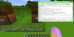 Random text generation using functions Minecraft Mod