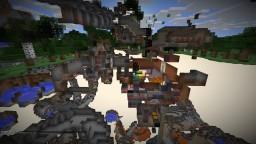 Redstone bunker Minecraft Project