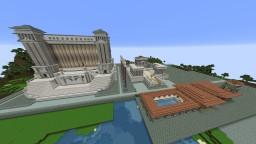 TiberFront City Minecraft Project