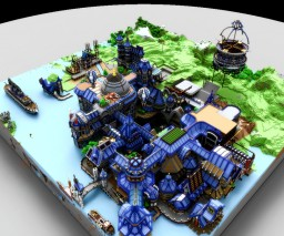 The City of Look Minecraft Project