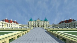 Branicki Palace ; Polish Palace Minecraft Map & Project