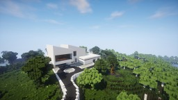 Traumhaus Minecraft Project