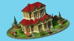 Big House Minecraft