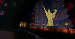 Ministry of Magic on PotterworldMC Minecraft Map & Project