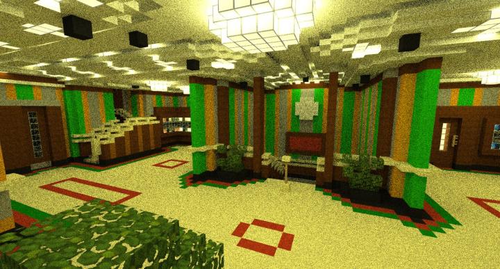 Main Hall 1-st class