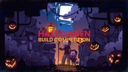 Halloween Build Competition | Kibz Kraft | Money Prizes Minecraft Map & Project