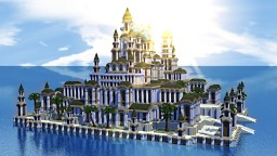 Ourania Megabuild Minecraft by Smaqi Architecte Minecraft Project