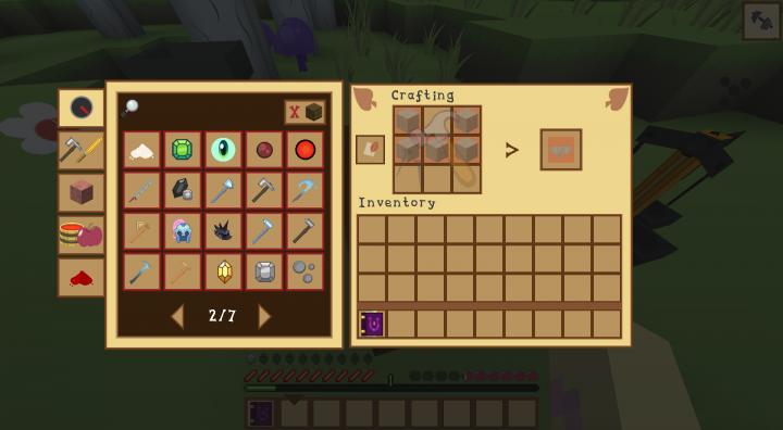 1.12 crafting!